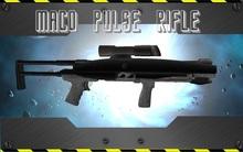 [Silence] Star Trek MACO pulse rifle