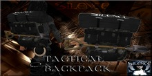 [Silence] Tactical Backpack (boxed)