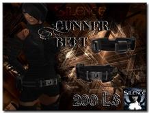 [Silence] Gunner Belt *SALE*