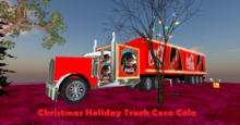 Christmas Truck , Coca Cola