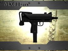 [Silence] Submachine gun M10