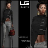 [LG] Boutique-[ FALL-13] Take Me Back Baby Hud 1