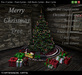 Cartel merry christmas tree 1