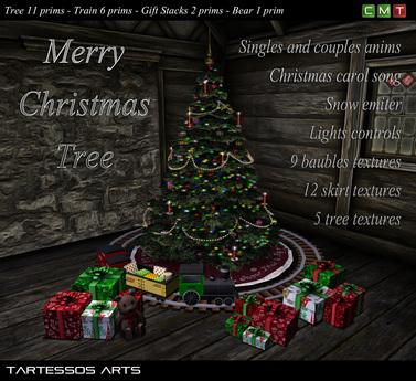 ::TA Merry Christmas Tree