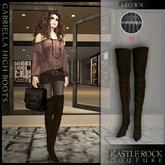 :KR: Gabriella Boots - Brown