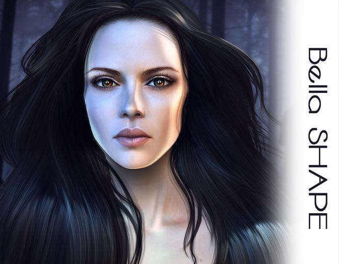 TweetySHAPE - Bella - TwilightSaga