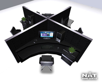 NHC CALL CENTER MODEL 'X' - 4 SEATS WITH SMART ANIMATION