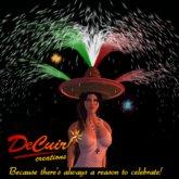 Cinco De Mayo Fireworks Sombrero!!