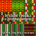 Texture Freakz : 9 x Christmas Wrap Textures 1