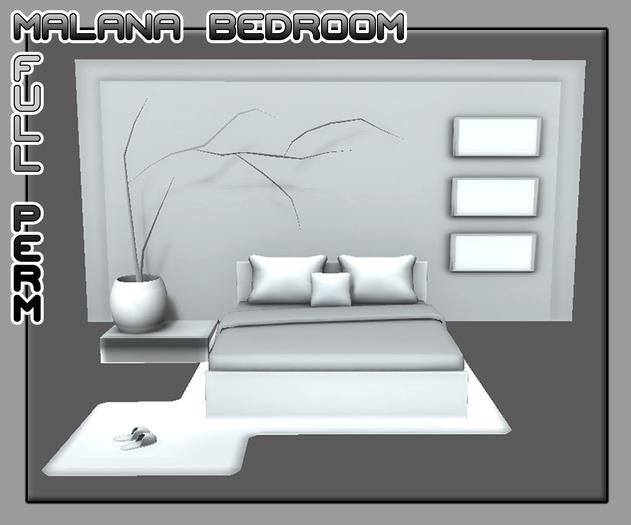 {XO} Full Perm Malana Bedroom