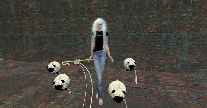 Riverdance Sheep