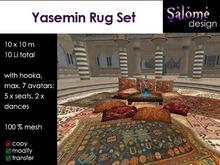 Yasemin Rug Set