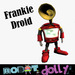 Robot Dolly - Frankie Droid Avatar