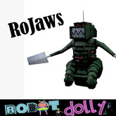 Robot Dolly - Rojaws Robot Avatar
