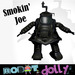 Robot Dolly - Smokin' Joe robot avatar