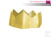Paper crown hat