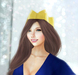 Crown hat female