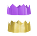 Paper crown hat 1