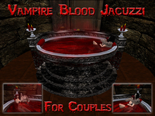 Vampire Blood Jacuzzi