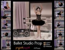 Ballet Studio Prop
