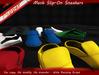 Slip on sneakers pt03