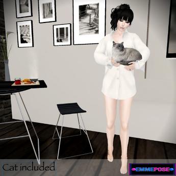 Reopening gift: EmmePose ^Meow^