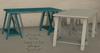 Sari-Sari - Storage Leg Desk (wood)