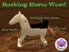 Rocking Horse Wood