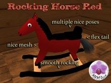 Rocking Horse Red