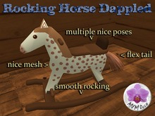 Rocking Horse Dappled