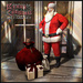 !! Follow US !! Christmas Santa Claus bag COPY version