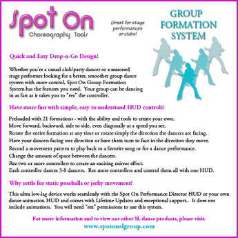 Spot On Group Formation System