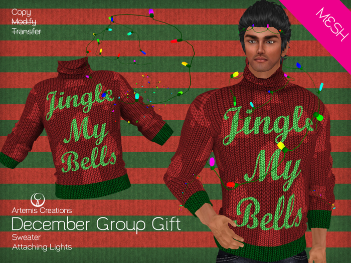 [A] December Male Group Gift