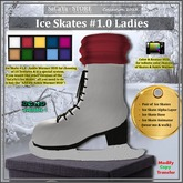 SaCaYa's Ice Skates #1.0 Ladies