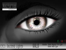 Nocturnal : Eyes_Dazzeld Lights