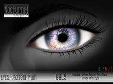 Nocturnal : Eyes_Dazzeld Plum