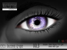 Nocturnal : Eyes_Dazzeld Grape