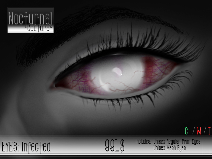 Nocturnal : Eyes_Infected