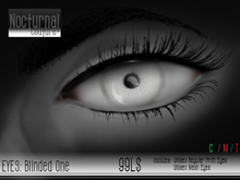 Nocturnal : Eyes_Blinded One