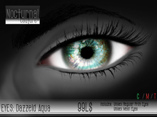 Nocturnal : Eyes_Dazzeld Aqua