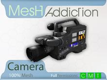 [MA] Mesh TV camera (boxed)