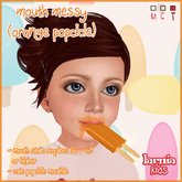 ~* Larnia Kids *~ mouth messy (orange popsicle)
