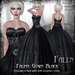 Falln Falina Gown Black