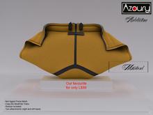 AZOURY - Addiction Purse (Mustard)