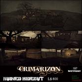 CRIMARIZON *Ruined Hideout*