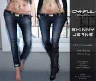[Cynful] Skinny Jeans - DEMO