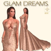 Glam Dreams Spring Flowers Set ( Red & Pink)