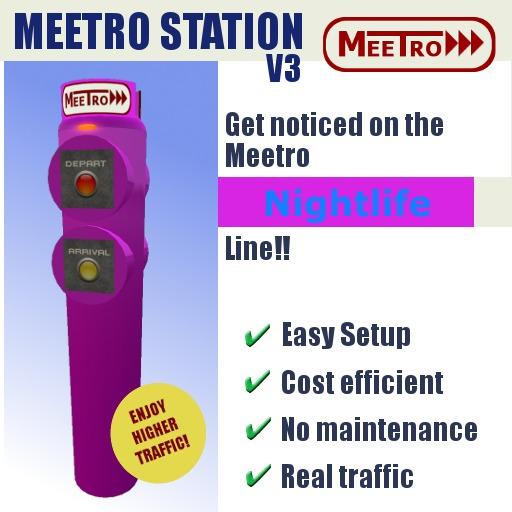 MEETRO - More traffic the smart way!
