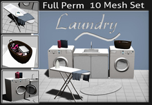 {XO} Full Perm Shysie Laundry