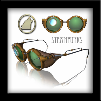 Howlers Glasses- Steampunks